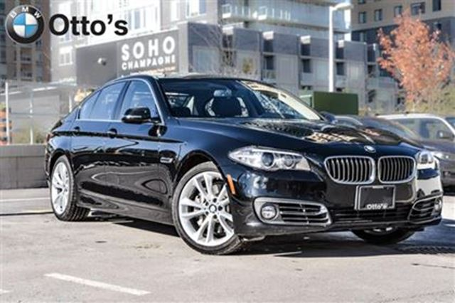 2015 bmw 535i xdrive black otto 39 s bmw centre. Black Bedroom Furniture Sets. Home Design Ideas