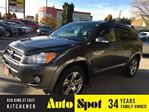 2010 Toyota RAV4 Sport/METICULOUS SERVICE HISTORY/PRICED FOR A QUI in Kitchener, Ontario