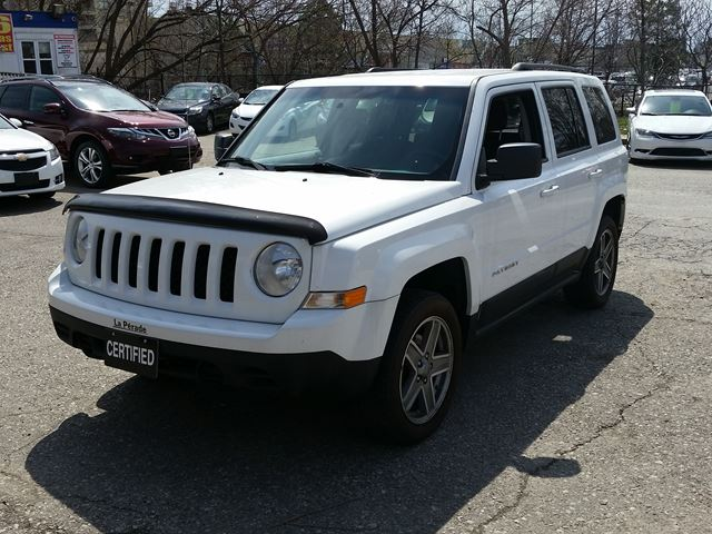 2011 Jeep Patriot North 4X4 in Mississauga, Ontario