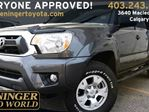2015 Toyota Tacoma 4x4 Access Cab V6 5A TRD Offroad Package in Calgary, Alberta