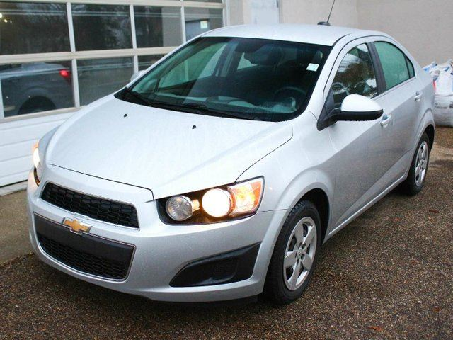 2015 chevrolet sonic lt auto great options finance available edmonton alberta used car for. Black Bedroom Furniture Sets. Home Design Ideas