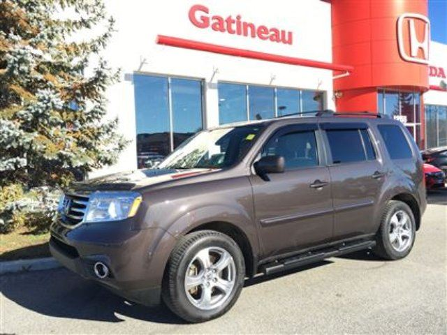 2014 honda pilot ex l gatineau quebec car for sale 2619156. Black Bedroom Furniture Sets. Home Design Ideas