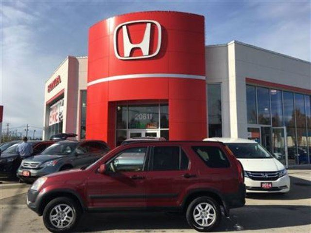 2002 Honda CR-V EX in Maple Ridge, British Columbia