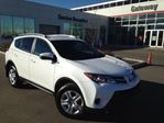 2015 Toyota RAV4 LE 4dr All-wheel Drive Upgrade Package- Only 47KM! Heated seats and Bluetooth in Edmonton, Alberta