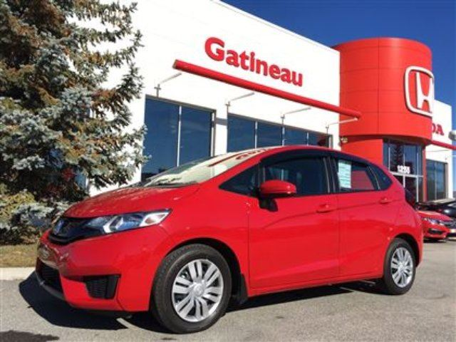 2016 Honda Fit LX in Gatineau, Quebec