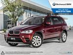 2013 BMW X5 35i Executive, Comfort & Technology, Comfort Seats! in Winnipeg, Manitoba