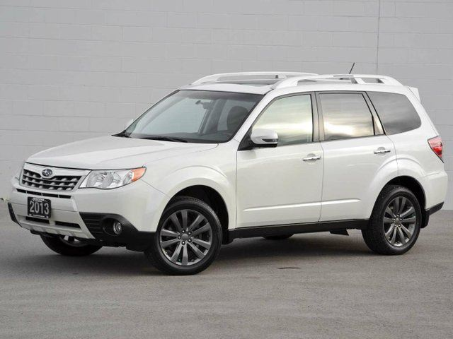 2013 SUBARU FORESTER 2.5X Touring 4dr All-wheel Drive in Penticton, British Columbia