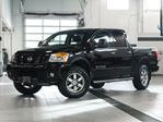 2012 Nissan Titan Pro-4X w/Leather Package in Kelowna, British Columbia