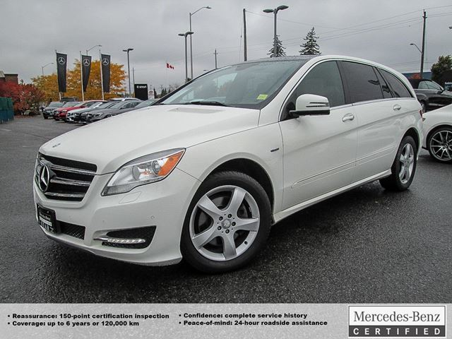 2012 mercedes benz r class r350 bluetec 4matic ottawa for Mercedes benz r350 for sale 2012