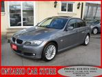 2011 BMW 3 Series 328 i xDRIVE LEATHER SUNROOF !!!NO ACCIDENTS!!! in Toronto, Ontario