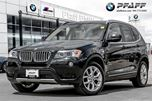 2013 BMW X3 xDrive28i in Mississauga, Ontario