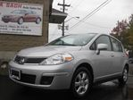 2008 Nissan Versa FREE FREE FREE !! 4 NEW WINTER TIRES OR 12M.WRTY+SAFETY $4990 in Ottawa, Ontario