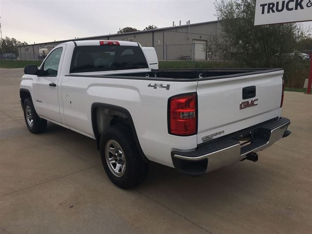2015 gmc sierra 1500 reg cab cayuga ontario used car for sale 2619466. Black Bedroom Furniture Sets. Home Design Ideas