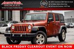 2014 Jeep Wrangler Unlimited Sport AccidentFree Htd Seats KeylessEntry Pwr Options 17Alloys  in Thornhill, Ontario