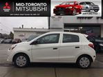 2015 Mitsubishi Mirage ES auto, air conditioning. **79 b/w tax included** in Toronto, Ontario