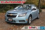 2012 Chevrolet Cruze LS   ONLY 54K   + AC   CERTIFIED in Kitchener, Ontario
