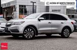 2014 Acura MDX Navigation at Navigation, Blind Spot, Bluetooth in Thornhill, Ontario