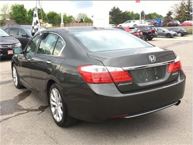 used 2013 honda accord sedan touring l up to 5 years. Black Bedroom Furniture Sets. Home Design Ideas