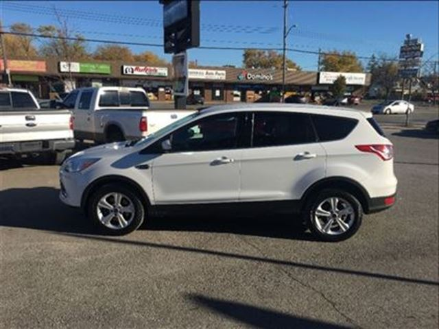 2013 ford escape se st catharines ontario used car for sale 2620090. Black Bedroom Furniture Sets. Home Design Ideas