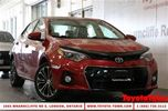 2015 Toyota Corolla S UPGRADE MOONROOF BACKUP CAMERA in London, Ontario