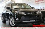 2015 Toyota RAV4 LOADED LIMITED LEATHER + NAVIGAITON in London, Ontario