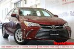 2015 Toyota Camry LE BACKUP CAMERA &  POWER DRIVER SEAT in London, Ontario