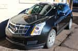 2012 Cadillac SRX AWD BLACK ON BLACK LOW KM FINANCE AVAILABLE in Edmonton, Alberta