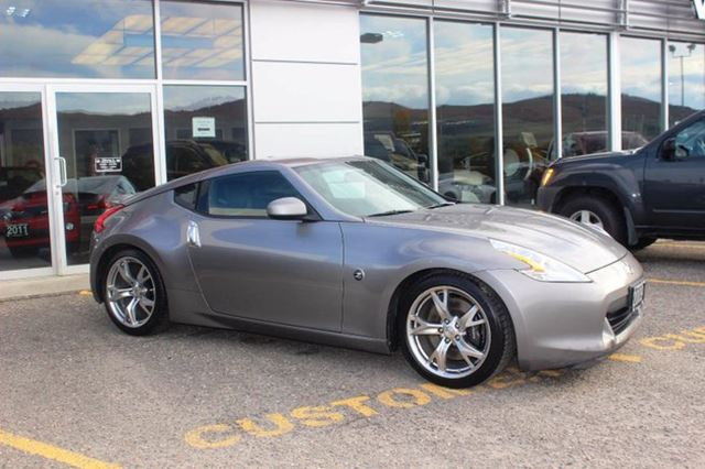 2009 nissan 370z touring vernon british columbia car. Black Bedroom Furniture Sets. Home Design Ideas