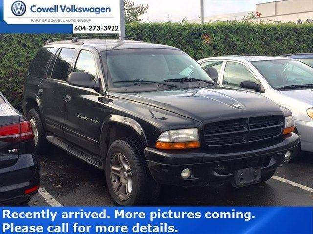 2001 DODGE DURANGO 4Dr R/T in Richmond, British Columbia