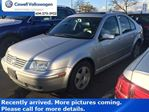 2001 Volkswagen Jetta Sdn GLS TDI at in Richmond, British Columbia