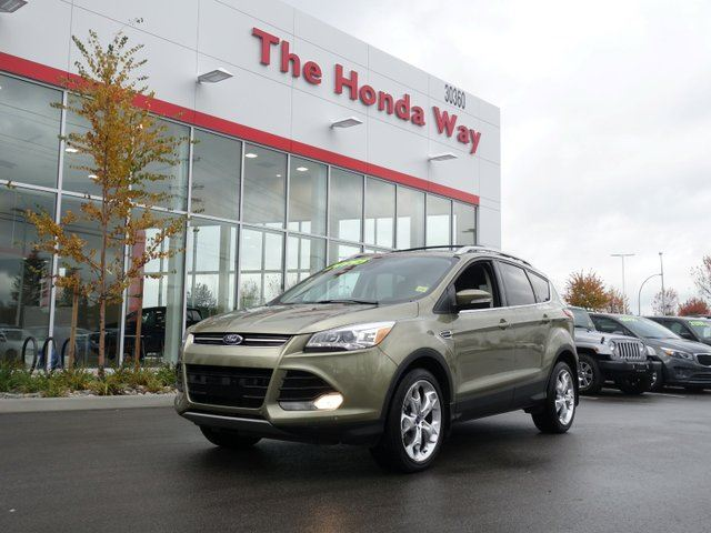 2013 FORD Escape Titanium in Abbotsford, British Columbia
