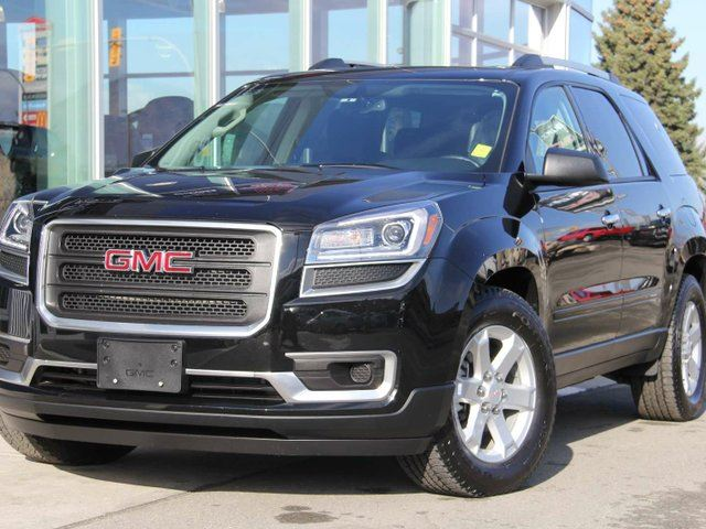 2016 gmc acadia sle2 kamloops british columbia used car. Black Bedroom Furniture Sets. Home Design Ideas
