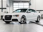 2014 Audi RS5 AWD with Navigation & Titanium Packages in Kelowna, British Columbia