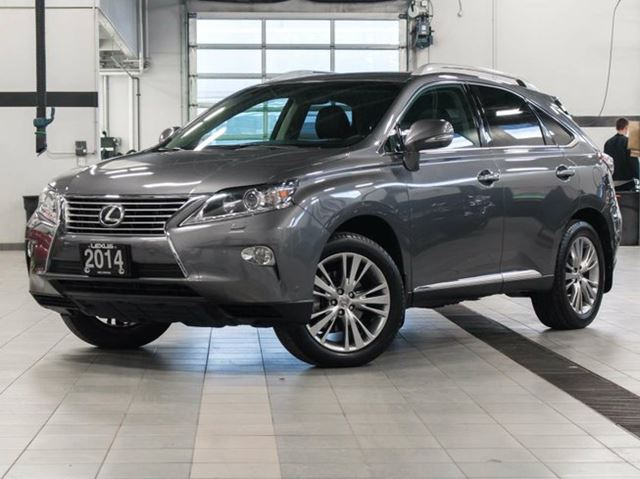 2014 lexus rx 350 awd touring grey lexus of kelowna. Black Bedroom Furniture Sets. Home Design Ideas