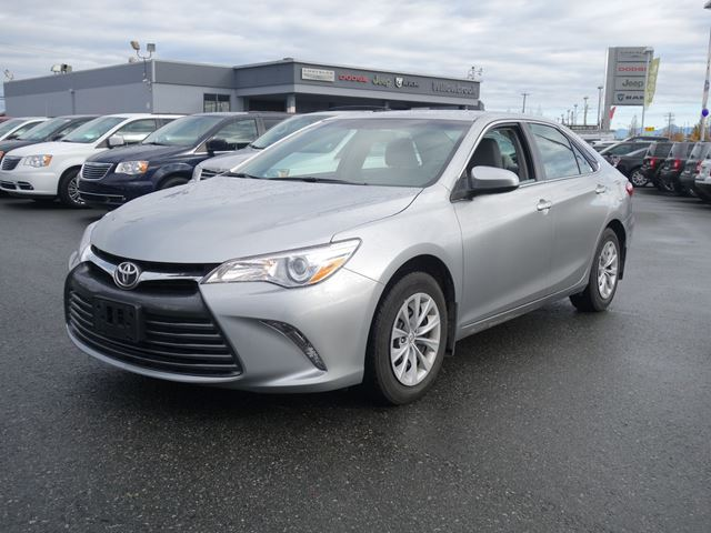 2015 toyota camry le langley british columbia used car for sale. Black Bedroom Furniture Sets. Home Design Ideas