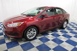 2016 Ford Focus SE/CLEAN HISTORY/ LOW KM/REAR VIEW CAMERA!!! in Winnipeg, Manitoba