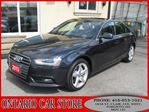 2013 Audi A4 2.0T QUATTRO PREMIUM PLUS NAVIGATION BACK UP CAM in Toronto, Ontario
