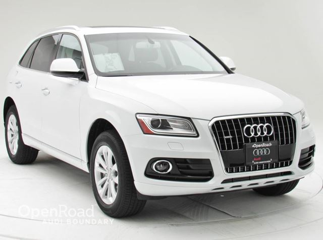 2016 audi q5 2 0t progressiv white openroad audi. Black Bedroom Furniture Sets. Home Design Ideas