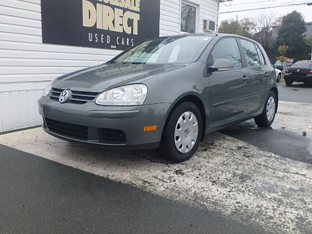 2008 Volkswagen Rabbit Hatchback 5 Speed 2 5 L Halifax