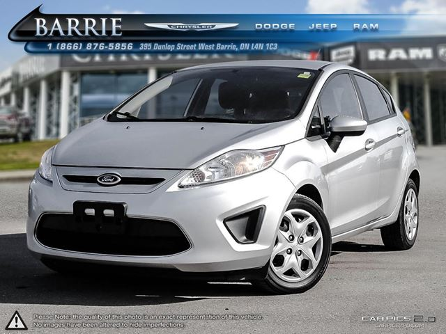 2011 ford fiesta se barrie ontario used car for sale. Black Bedroom Furniture Sets. Home Design Ideas