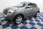2011 Nissan Juke SL/NAVIGATION SYSTEM/SUNROOF/LEATHER INTERIOR!!! in Winnipeg, Manitoba