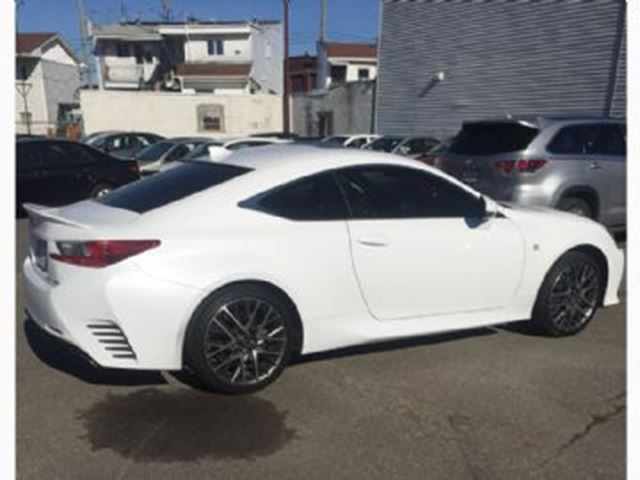 2015 lexus rc 350 awd f sport series 2 mississauga ontario used car for sale 2621236. Black Bedroom Furniture Sets. Home Design Ideas