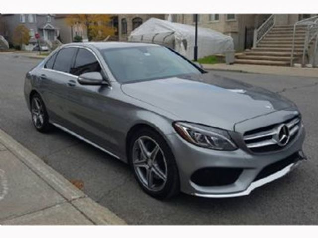 2015 mercedes benz c class c300 4matic sports amg fclp pre paid maintenance graphite lease. Black Bedroom Furniture Sets. Home Design Ideas