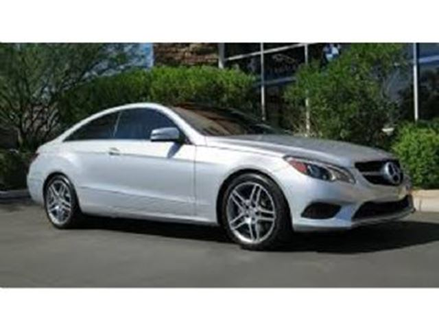 2016 mercedes benz e class e400 4matic coupe mississauga ontario used car for sale 2621169. Black Bedroom Furniture Sets. Home Design Ideas