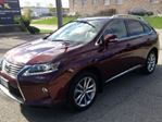 2015 Lexus RX 350 AWD Sportdesign w/Touring Package in Mississauga, Ontario