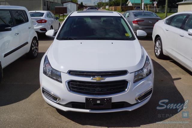 2016 CHEVROLET CRUZE LT in St Paul, Alberta