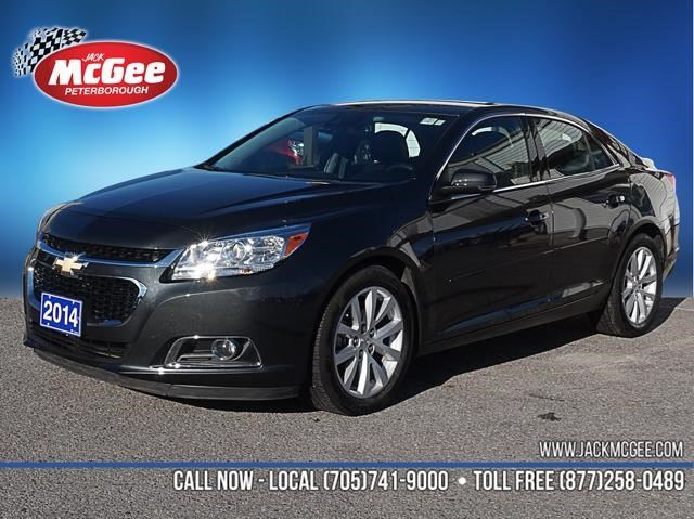 2014 Chevrolet Malibu LT in Peterborough, Ontario