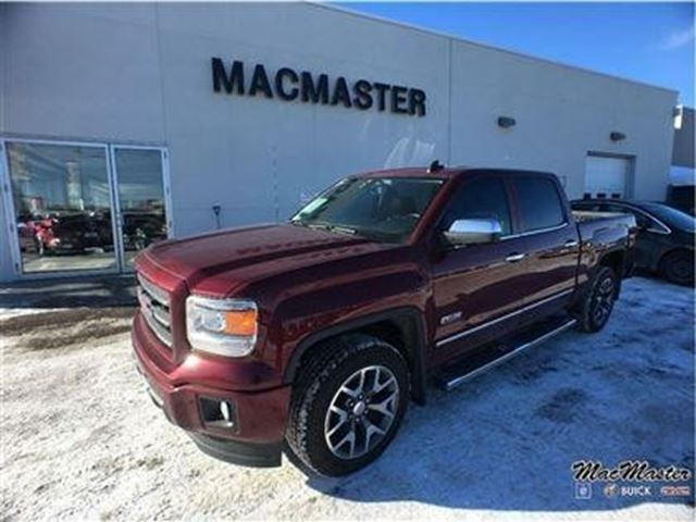 2015 gmc sierra 1500 slt orangeville ontario used car for sale. Black Bedroom Furniture Sets. Home Design Ideas