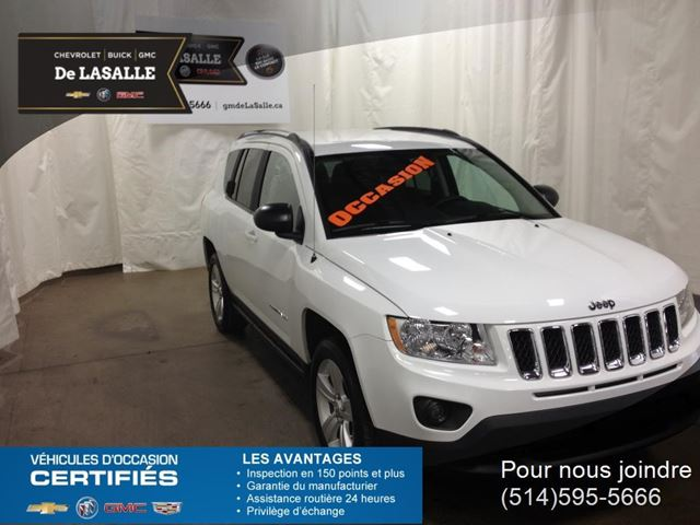 2013 Jeep Compass North in Montreal, Quebec