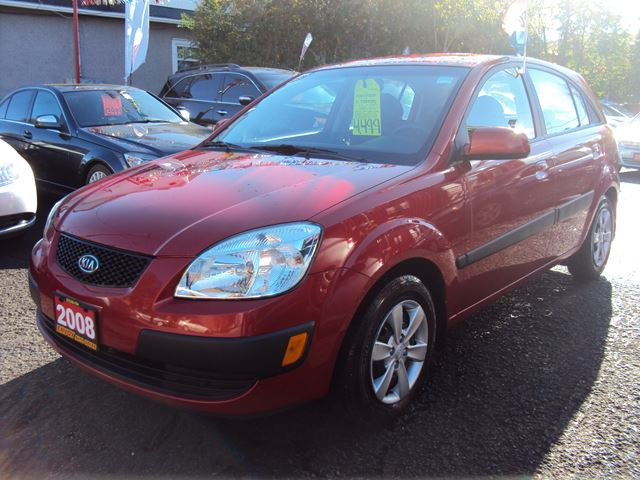 2008 kia rio rio5 sx cruise one owner heated seats. Black Bedroom Furniture Sets. Home Design Ideas